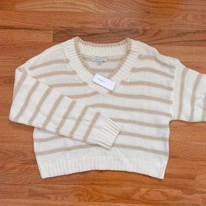 NWT AEO Cropped Sweater
